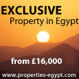 Property in Egypt from £16,000